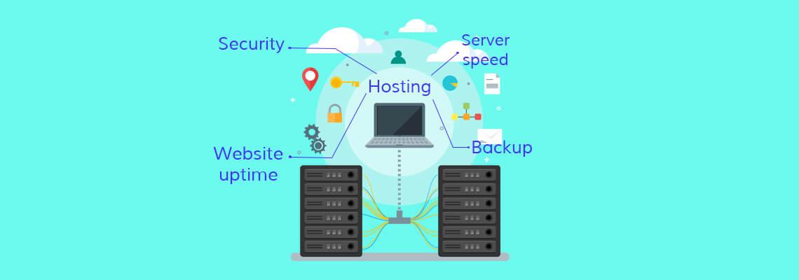 Τα 4 βασικά στοιχεία μιας καλής φιλοξενίας ιστοσελίδων (Hosting)