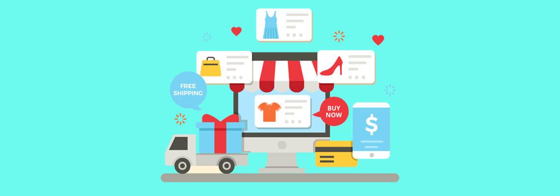 Πώληση προϊόντων μέσω ίντερνετ - Πώς γίνεται