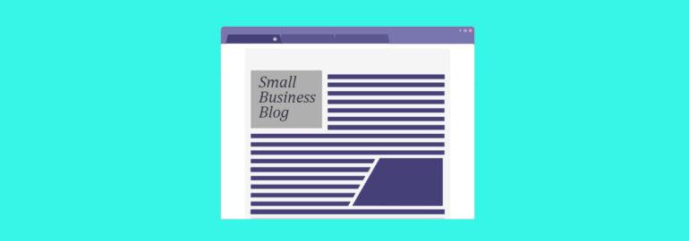Γιατί είναι σημαντικό να έχετε Blog αν είστε μικρή επιχείρηση.