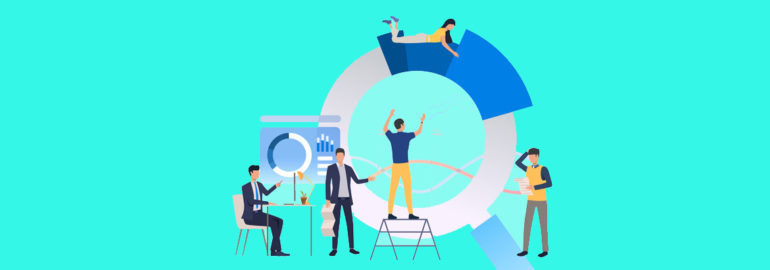 4 λόγοι για να επιλέξετε ένα digital agency για το marketing της επιχείρησής σας.
